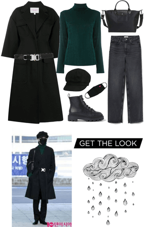 jimin's airpot outfits