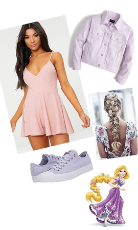 Rapunzel (for Disneyland)