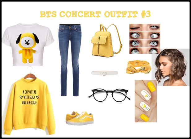 BTS CONCERT OUTFIT #3
