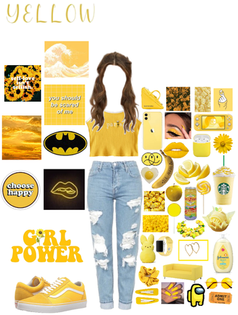 💛🌻 YES to YELLOW 🌻💛