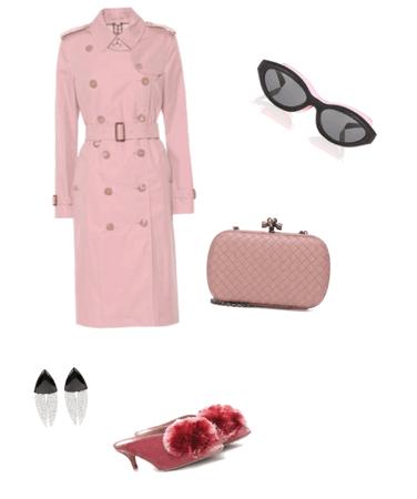 pink detective