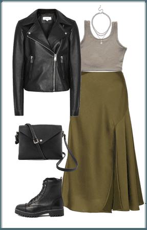 Maxi Skirt - 2