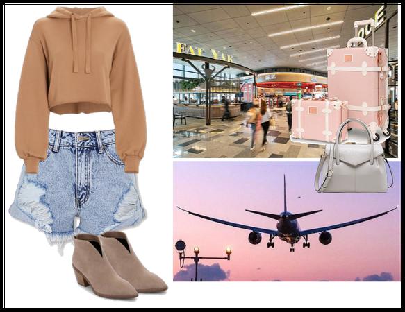Comfy airport