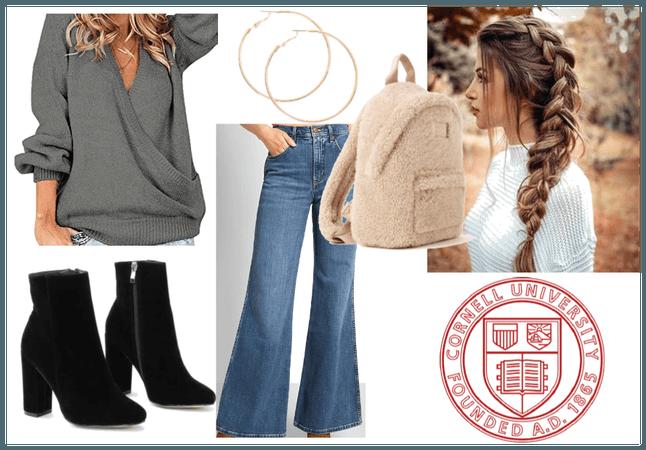 Universities as people - Cornell University