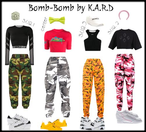 BOMB-BOMB by K.A.R.D #SC1