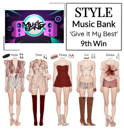 STYLE Music Bank 'Give It My Best'