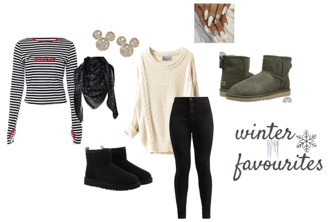 winter time faves
