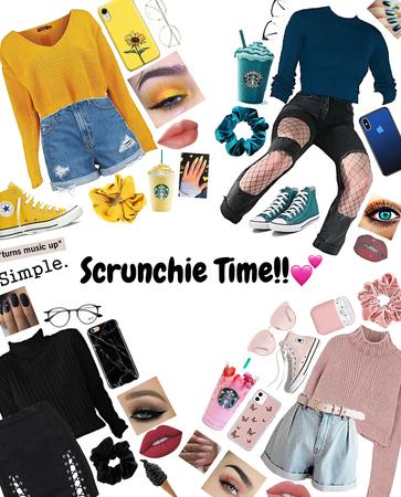 Scrunchies!💕💕💕