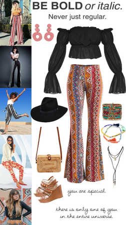 Groovy Statement Trousers