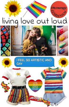 artist lesbians