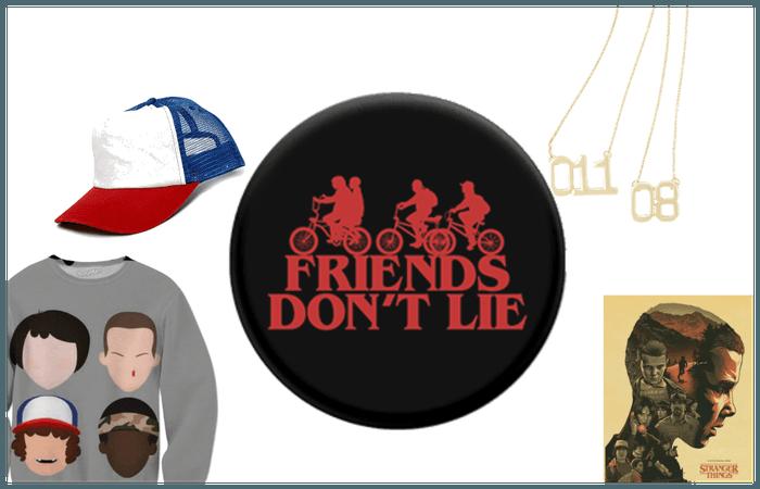 Friend's don't lie