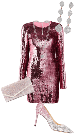 Sparkly Pink Celebration