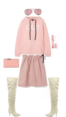 feelin pink
