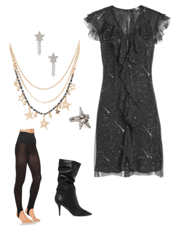 Starry Outfit