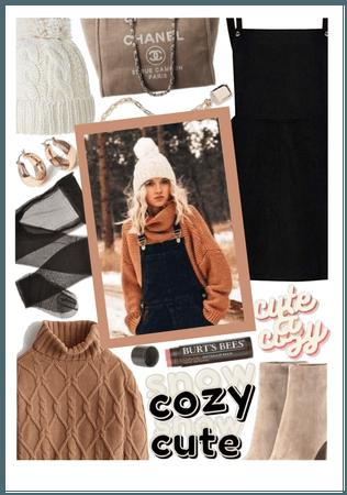 snow cozy ❄❄❄ snow cute