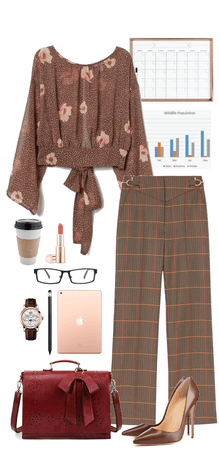 A Tailored Flair for Work