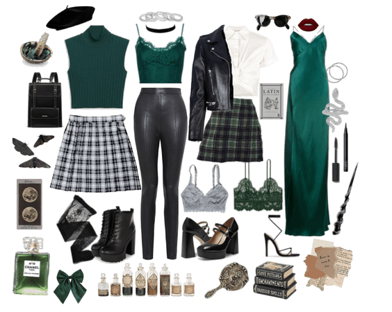 modern slytherin