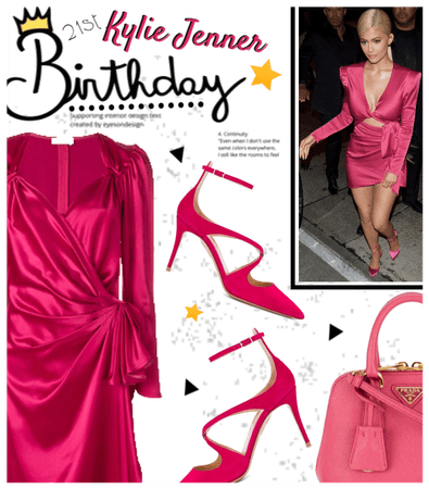 Kylie Jenner's 21st Birthday