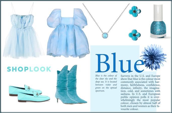 #5 love in blue