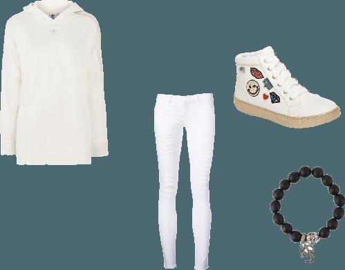 White Tiger Winter