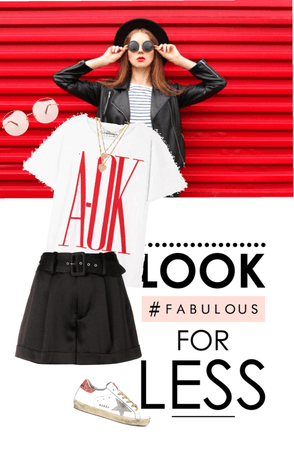 look fabulous for less