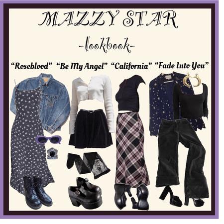 MAZZY STAR: A Lookbook