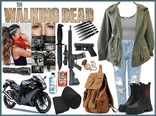 Walking Dead outfit