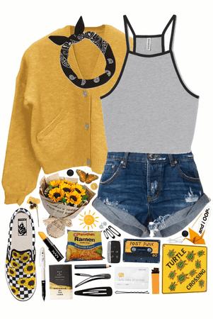 Sunflower Baby