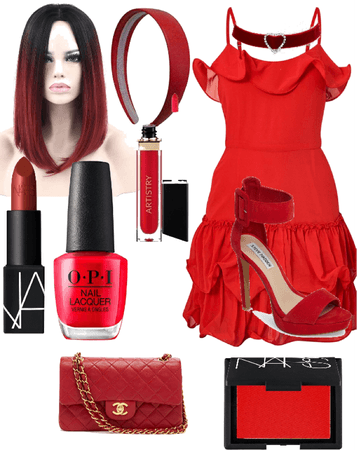 Red Outfit Guide