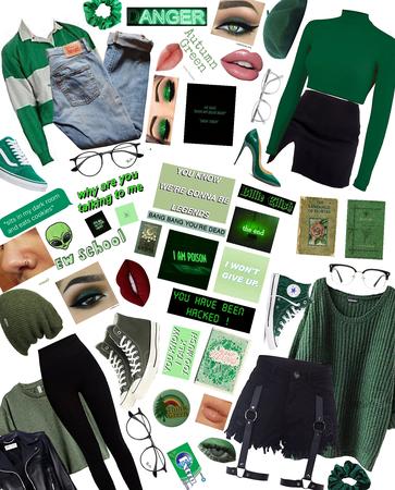 Girly in Green!💚