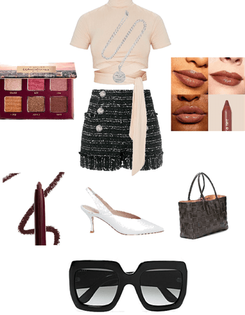 Nude & Chic Undercover Brunch