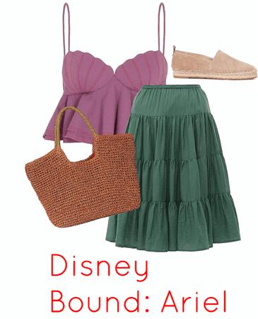 Disney Bound: Ariel