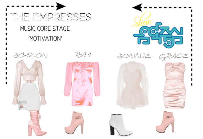 [THE EMPRESSES] MUSIC CORE STAGE