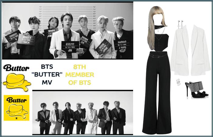 8th member of bts ''butter mv''
