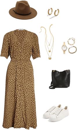 Long petit dress