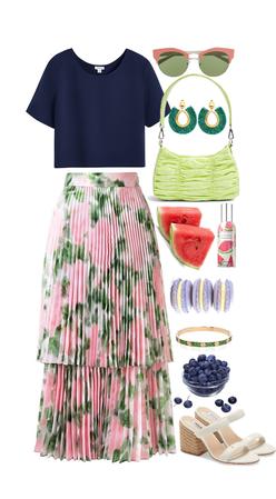 Blueberry Watermelon