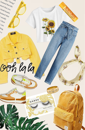 yellow vibes 🤩
