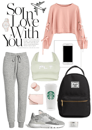Comfy Airport Style