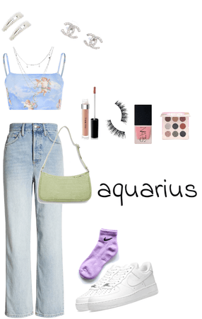 an aquarius vibe