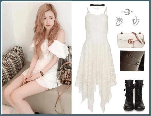 Rose Outfit (BLACKPINK)