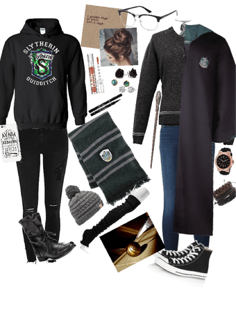 Natasha Black- Hogwarts OC