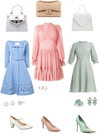 princess outfits