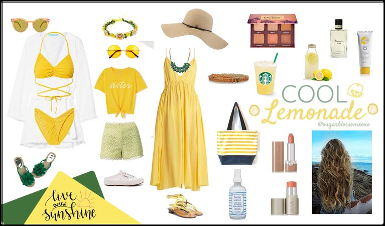 ✧・゚: * Cool Lemonade *:・゚✧