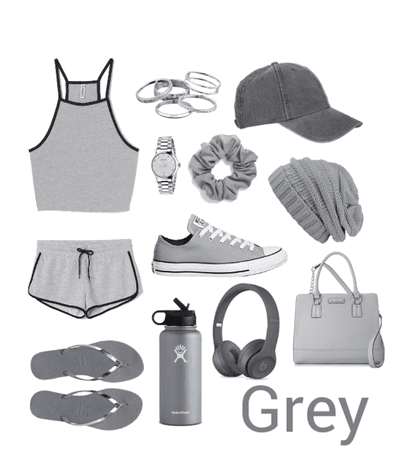 All Things Grey