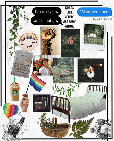 Ackley mood board