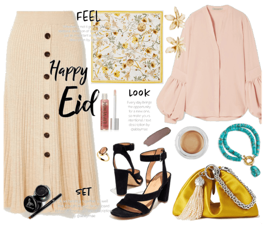 Happy Eid! (outfit idea)