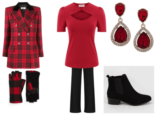 Holiday Style Lingers