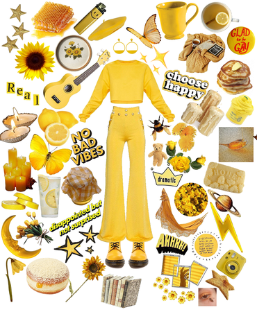 Yellow aesthetic 🐝