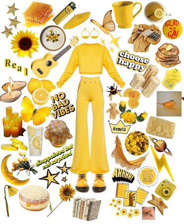 Yellow aesthetic 🐝