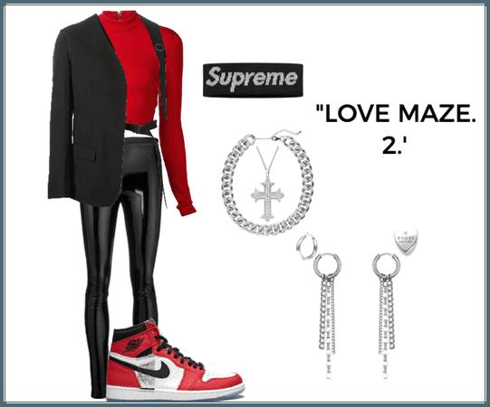 LOVE MAZE 2